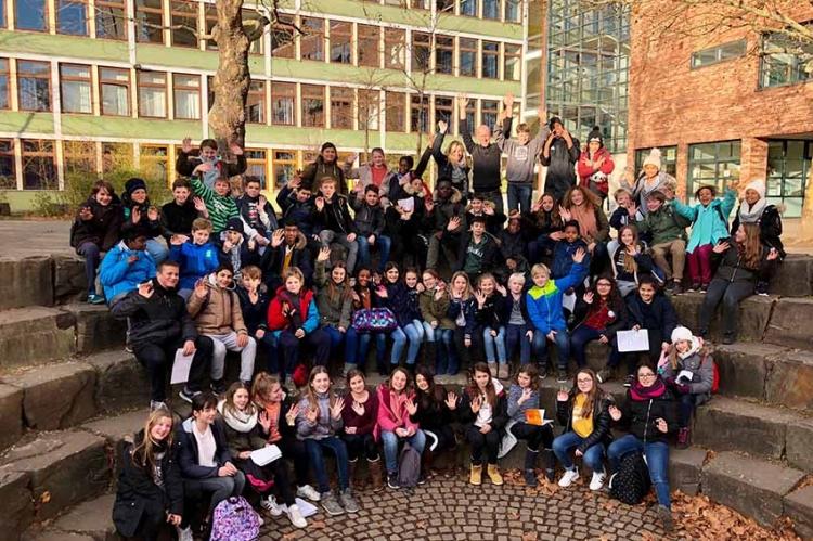 Voyage en Allemagne : photos de la 2ème journée