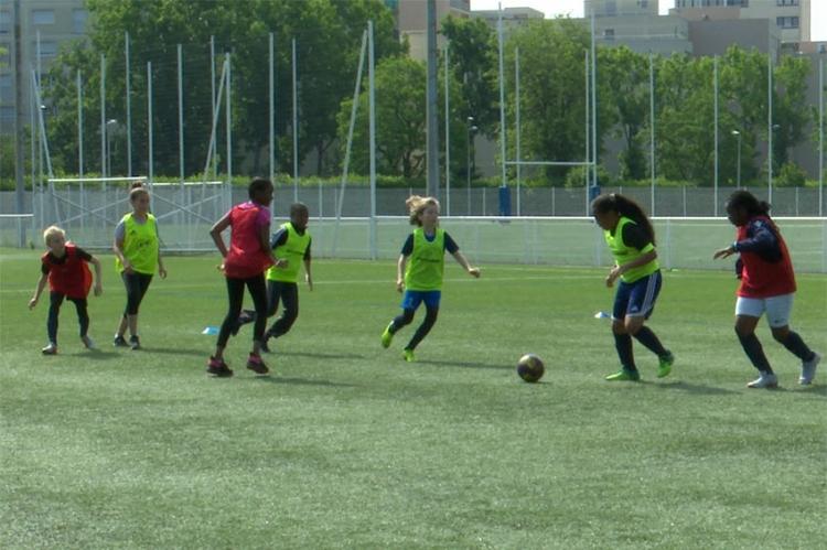 Section Sportive Foot Féminin : inscriptions en cours pour la rentrée