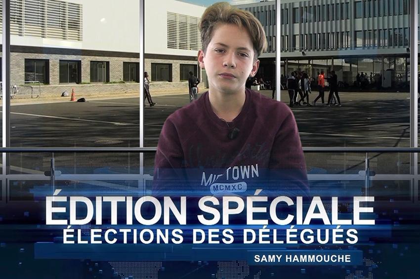 Édition spéciale du 12.14 : Élections des délégués 2017