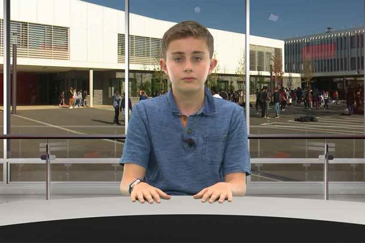 """6ème édition du """"12.14"""", le Journal Télévisé du collège"""