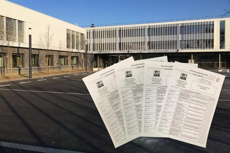 Remise des bulletins du 2ème trimestre 2017/2018 les 27 & 29 mars