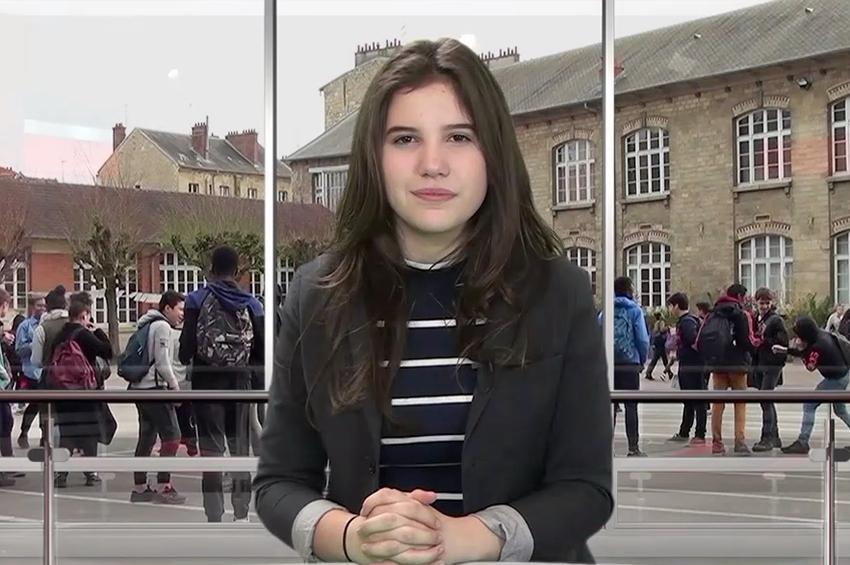 """Journal Télévisé du collège : 19ème édition du """"Parco News"""""""