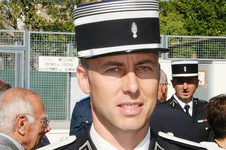 Hommage au colonel Arnaud Beltrame mercredi 28 mars 2018